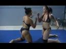 Jiu jitsu ne waza style female wrestling
