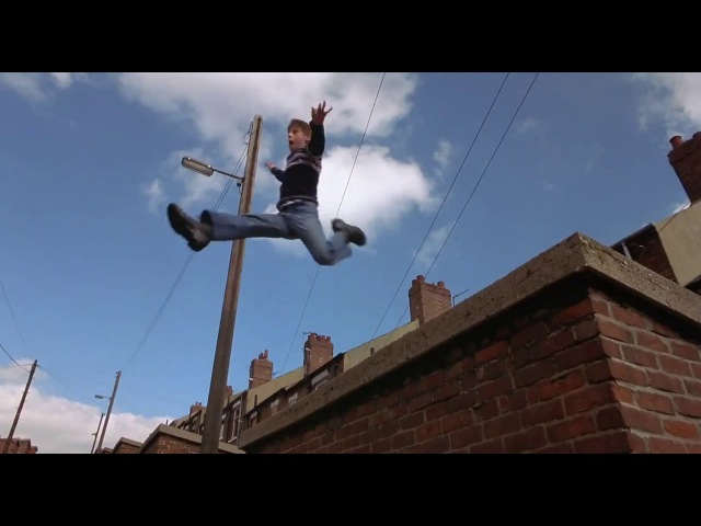 Billy Elliot Angry dance