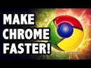 How To Make Google Chrome Faster 2017 - 6 Best Ways To Speed Up Chrome!