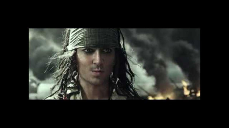 Пираты Карибского моря 5 ► Джек Воробей в молодости ► Салазар рассказывает исто...