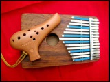 Ocarina and Kalimba!