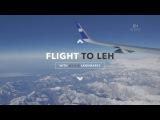 A Winter Flight to Leh