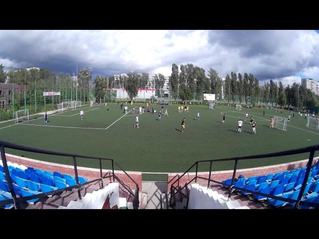 ТЛДФ 2017. Первый дивизион. 14 тур. Полные матчи. (ближние поля)
