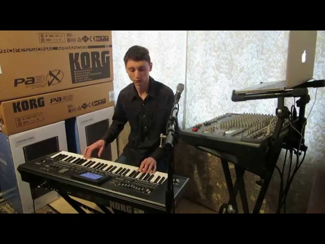 Joy Touch by touch Style KORG HD
