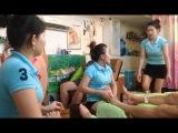 Foot Massage at Ho Chi Minh City in Vietnam