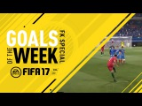 FIFA 17 - Goals of the Week - Free Kick Special (Round 8)