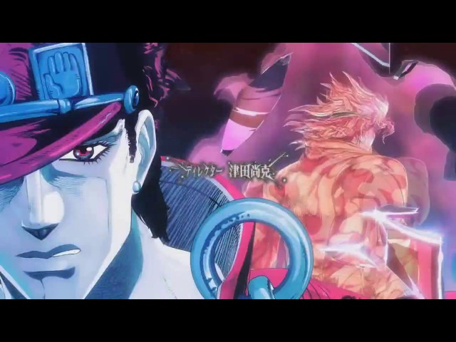 All Jojo openings but NO ONE STOPS SINGING AND IT BECOMES AN INCOMPREHENSIBLE MESS