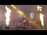 Tons Of Rock 2017 - Emperor &amp Diamond Head