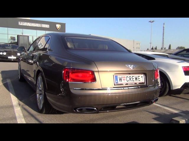 Bentley Vienna: Arnage, Brooklands, Flying Spur, GT, Mulsanne...