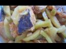 Панчай или панчан Рецепт Рыба с редькой Korean food resipe