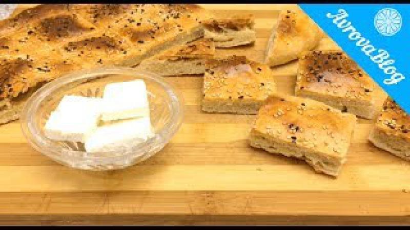 Самый быстрый хлеб без закваски и дрожжей. Пошаговый рецепт