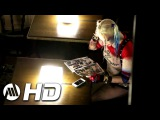 Harley Quinn - Behind the Scene &amp Visual Effects Suicide Squad Margot Robbie Movie HD
