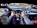 Ford Mustang GT 2017 ACCELERATION TOP SPEED POV Autobahn Test Drive by AutoTopNL