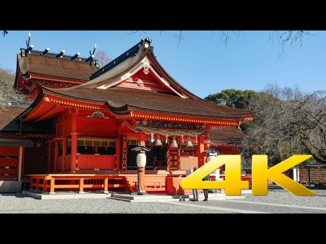 Fujisan Hongu Sengen Taisha - Shizuoka - 富士山本宮浅間大社 - 4K Ultra HD ⛩ 🍂 🎑