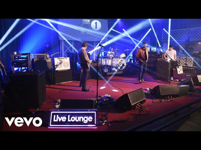 Kings Of Leon - Hands To Myself (Selena Gomez cover) in the Live Lounge
