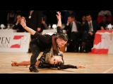 Timur Imametdinov - Nina Bezzubova | WDSF AOC 2016 - WO LAT - SF R