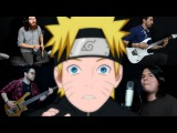 Naruto Shippuden - Silhouette (Opening 16 Full) (Inheres Cover)
