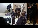 Побег руферов от охраны и полиции в международном деловом центре
