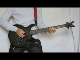 Acrania - Susceptible To Retinal Based Reprogrammability (Guitar cover)