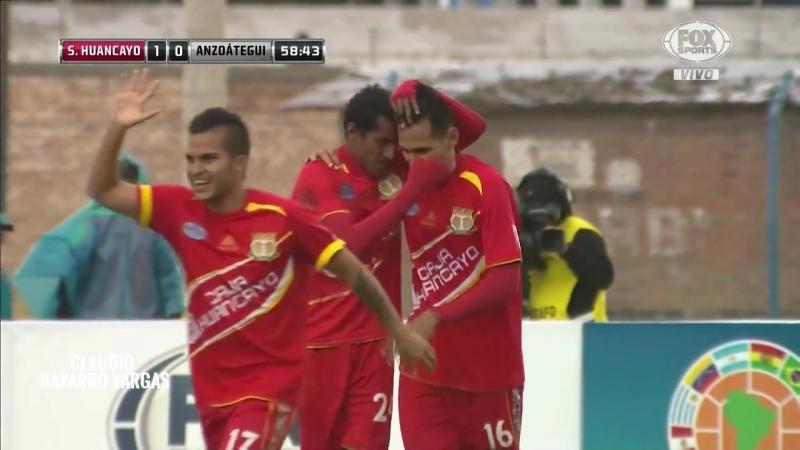 Sport Huancayo vs Deportivo Anzoategui FULL HD RESUMEN NARRADO Copa Sudamérica 18_08_2016 raport 1080p