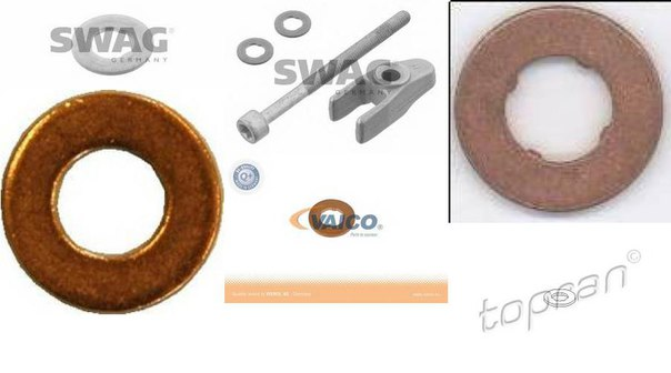 Уплотнительное кольцо, шахта форсунки для BMW 4 купе (F32, F82)
