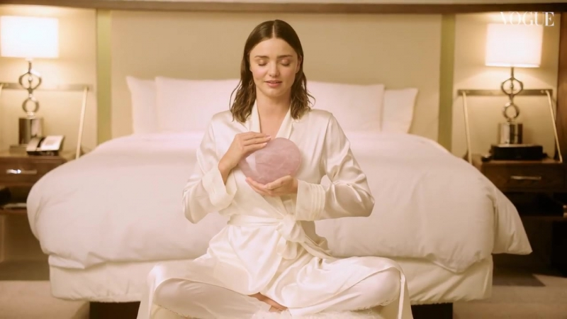 24 часа с Мирандой Керр/ 24 hours with Miranda Kerr
