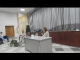 Пресс-конференция с Юлией Гавриловой, часть 2