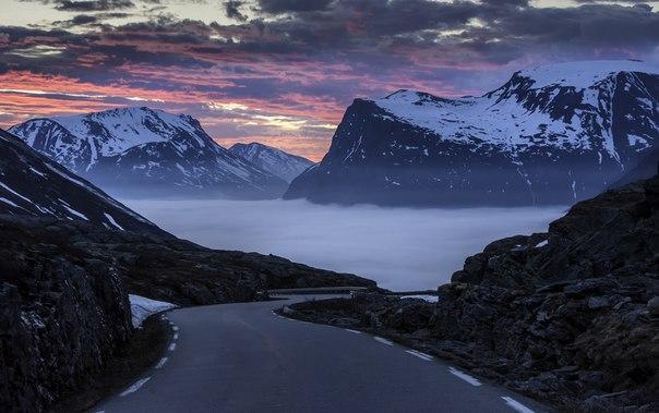 Роскошные пейзажи Норвегии - Страница 5 8bpIeUIEibI