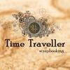 Time Traveller Scrapbooking