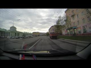 Ночной Мурманск в Полярный день. Белые ночи отдыхают))))
