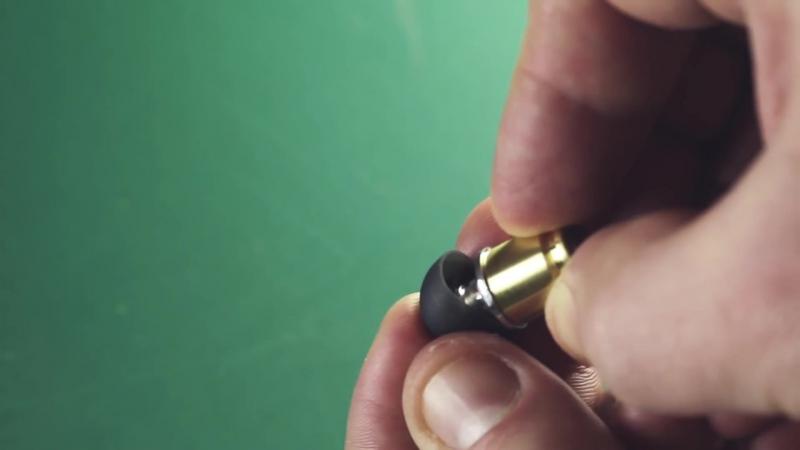Как сделать наушники из гильз