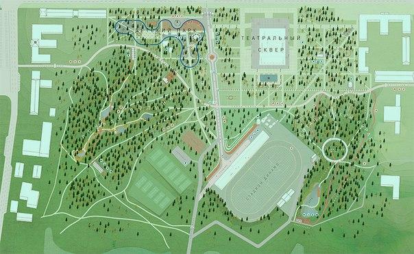 Сроки горят: реконструкцию хабаровского парка «Динамо» ускоряют