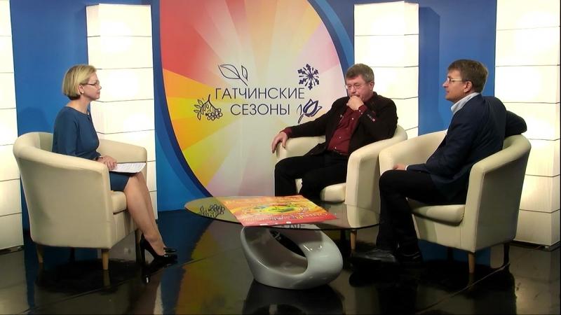 Игорь Черницкий и Алексей Романов, члены жюри детского ЛИК 2017