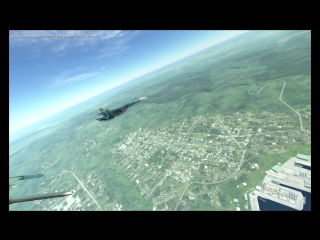 DCS World- my first video