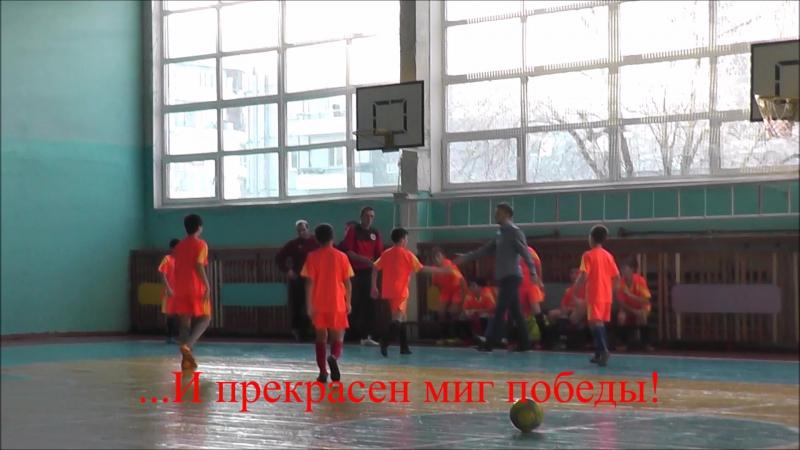 Обзор матча 4.12.16. (Сб. Рассвет-2005 vs Ротор-2 2004)