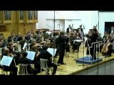 АСО им. В. Сафонова. Д. Шостакович – Концерт для скрипки с оркестром № 1 (4 часть )