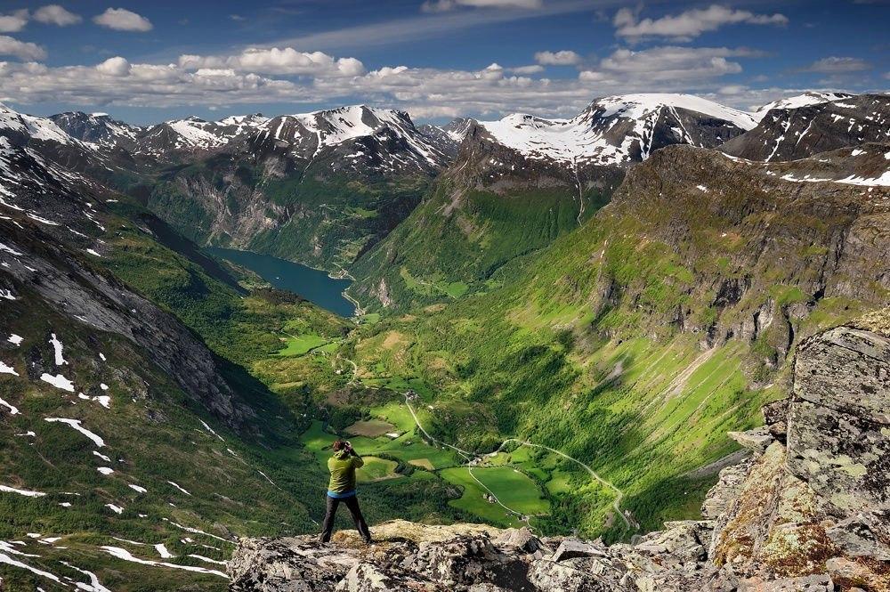 Роскошные пейзажи Норвегии - Страница 5 _V-vYQAsTLw