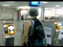 Наконец-то зашёл в метро Нижнего Новгорода. Думал, в час пик будет куча народу, а оказалось - тишина