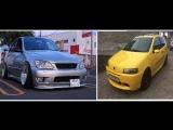 Fiat Punto ABARTH 1.8 VS ALTEZZA 2.0