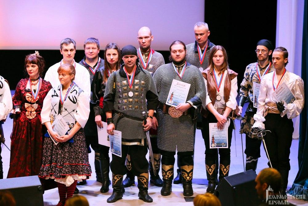 TSPU representatives have won a silver medal in IX Russian Artistic Fencing Championship