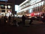 #nadyshkina бумбокс)) на Садовой, СПб