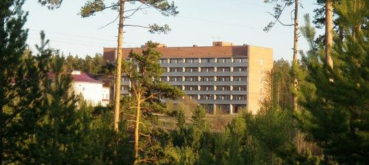 Усть-Илимский курорт «Русь»