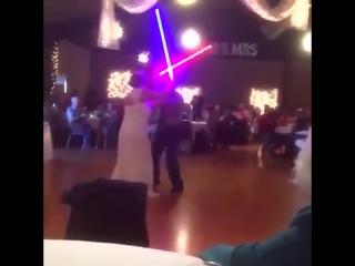 Необычный свадебный танец (VHS Video)