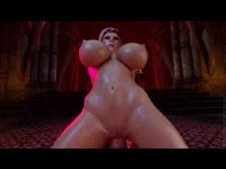 Prince Tristan - Bloodlust (Affect3D, 3D porn, Hentai, Adult Cartoon, хентай, shemale)