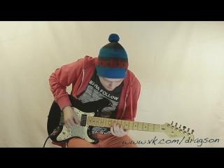 Ilya Dragunov - improvisation blues in C