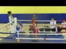 Первенство ЯНАО по боксу. Идрисов Артем четвертьфинал