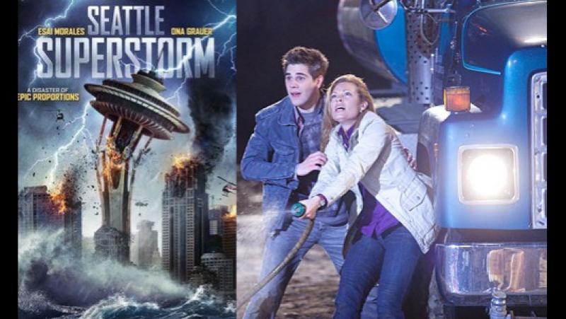 Супершторм в Сиэтле / Seattle Superstorm 2012.