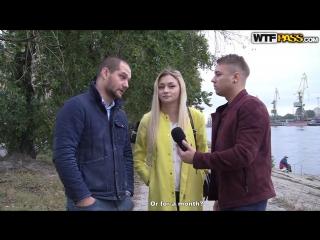 Оливия девайн blonde girl gives head in the fresh air