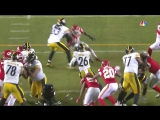 NFL 2016-2017  AFC Divisional Playoff  Pittsburgh Steelers - Kansas City Chiefs  2Н  15.01.2017  EN