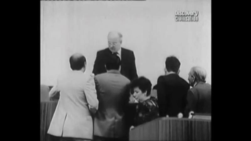 03 Реформи М. Горбачова та розпад СРСР( 1985-1991 р.р.)